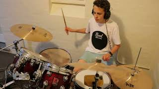 Скачать Collision Of Worlds Robbie Williams Drum Cover By Will Colman Drums