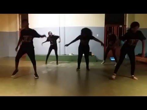 Kukere Remix (iyanya Feat D Banj) dance by Eg dance crew