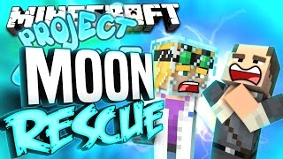 Minecraft - Project Ozone 2 #37: Moon Dungeon