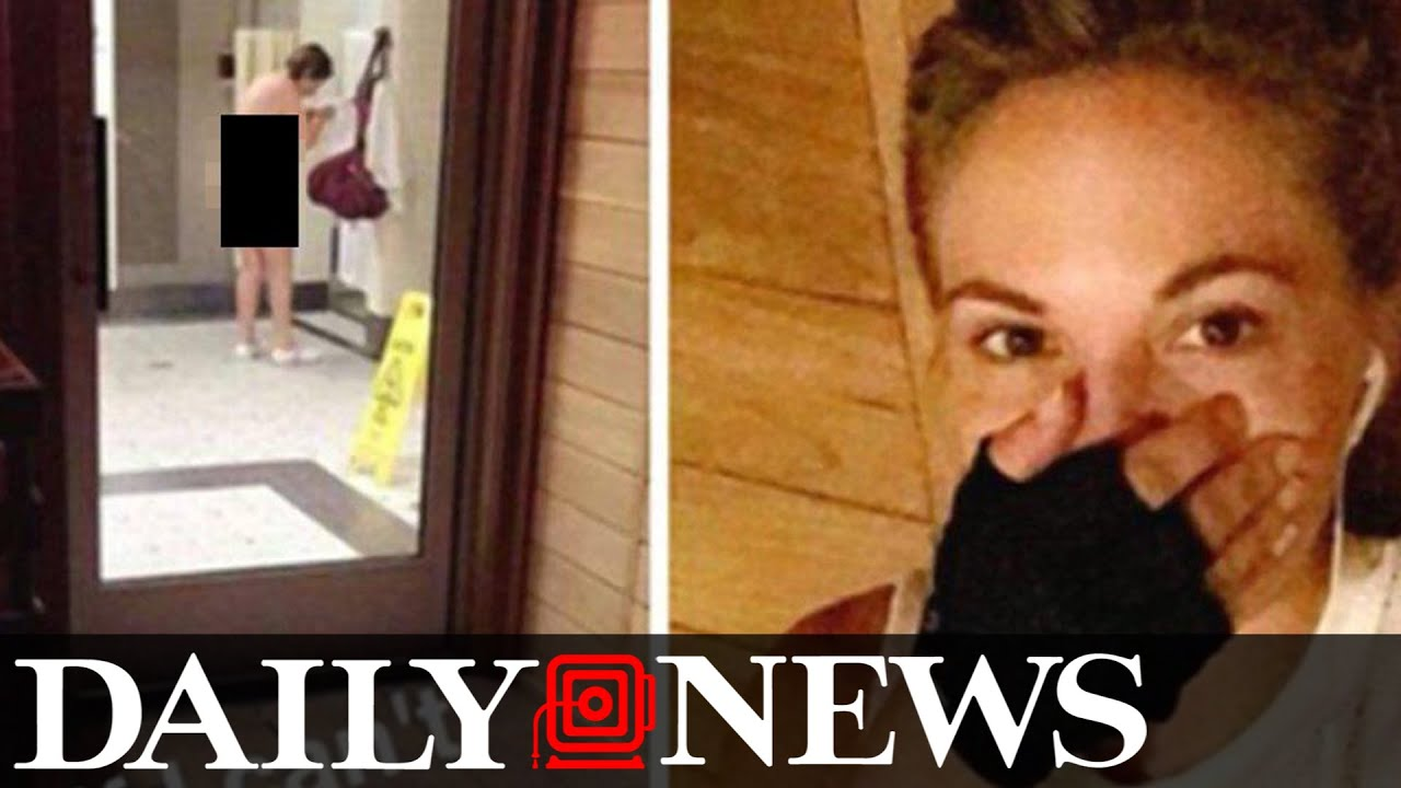 Playboy model Dani Mathers faces jail after secretly Snapchatting photo of ...