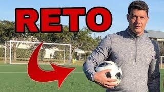 RETO DE FUTBOL vs SEBASTIAN BATTAGLIA