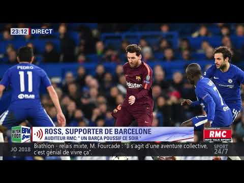 After Foot du mardi 20/02 – Partie 2/4 - Évaluation de Chelsea/Barcelone (1-1)