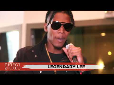 Legendary Lee (@LengendaryLEE_) Performs at Direct 2 Exec NYC 4/20/18 -  Atlantic Records