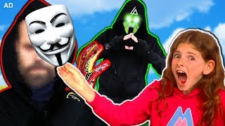 (FACE REVEAL!!) Undercover Project Zorgo Hacker UnMask Challenge by The Phantoms