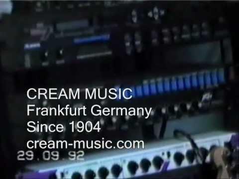 CREAM MUSIC Frankfurt (Germany) song: White Tongue