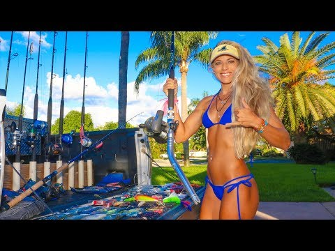 BEST Fishing Gear For SALTWATER Fishing! How To Saltwater Fish: Lures, Reels, Rods, Etc!