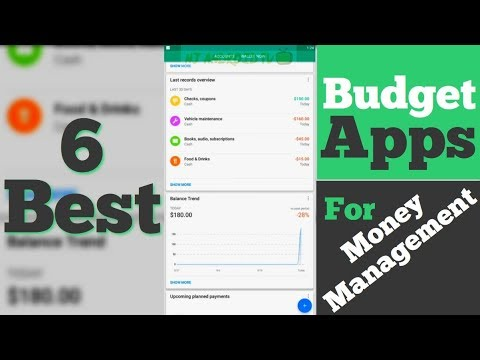 6 Best Budget Apps For Money Management [Android/iOS]