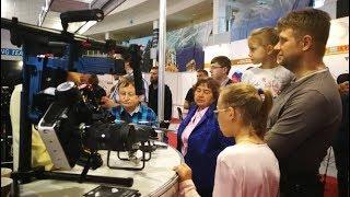 Tibo 2018 стенд Белорусской федерации беспилотной авиации