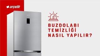 Buzdolabı Temizliği Nasıl Yapılır?