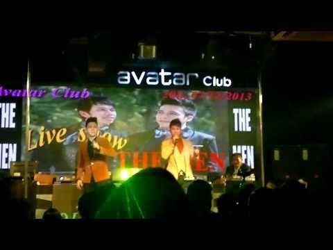 Live show The Men tại Bar Avatar Club