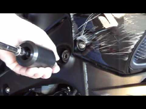 OES Frame Sliders & Swing Arm Spools Install & Review