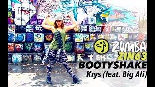 Zumba/ ZIN 63 Bootyshake Soca (Remix) -  Krys feat. Big Ali / Choreo Antonia Natascha