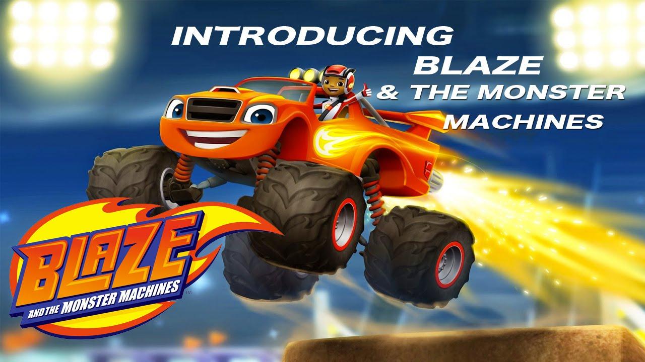 Blaze and the monster machines characters blaze e le mega for Blaze e le mega macchine youtube