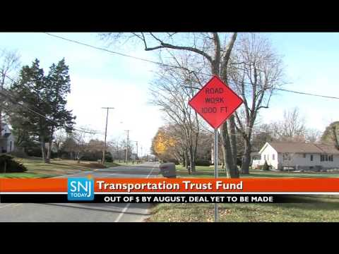 New Jersey Transportation Trust Fund Could Run Out of Money