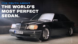 The W124 Mercedes 500E was the world's most perfect sedan | Revelations with Jason Cammisa | Ep. 05