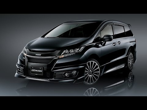 New 2017 Honda Odyssey Indonesia Youtube