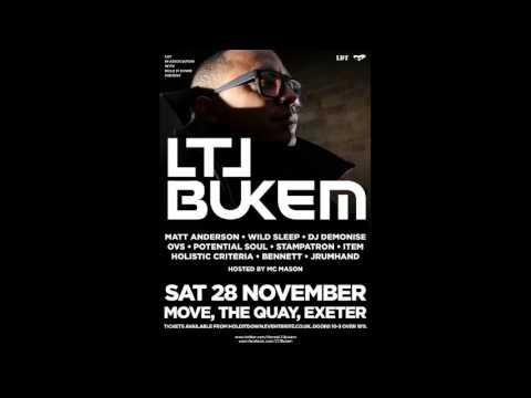 Stampatron live at Hold It Down presents LTJ Bukem (DnB Mix)