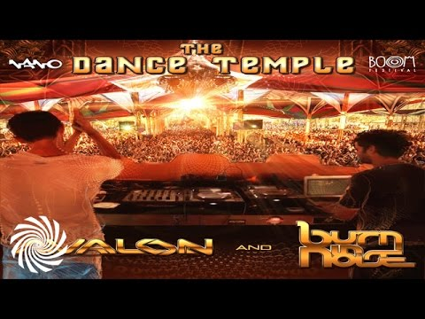 Avalon & Burn In Noise Feat. Raja Ram - The Dance Temple