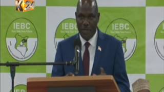 IEBC mock elections at Bomas 3