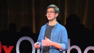 Un jour par jour | Jean-Sébastien Houle | TEDxQuebec
