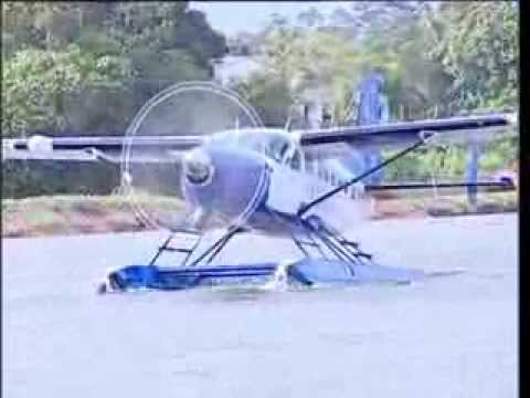 Cinnamon Air Official Launch and the Inauguration of Water's Edge, Water Aerodrome