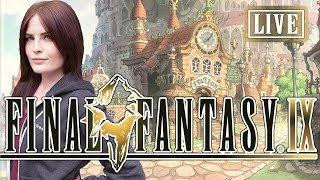 Final Fantasy IX (Part 5) Trying our luck with FFIX again!
