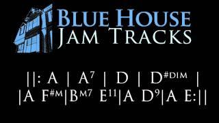 6039s British Slow Blues A Jam Track