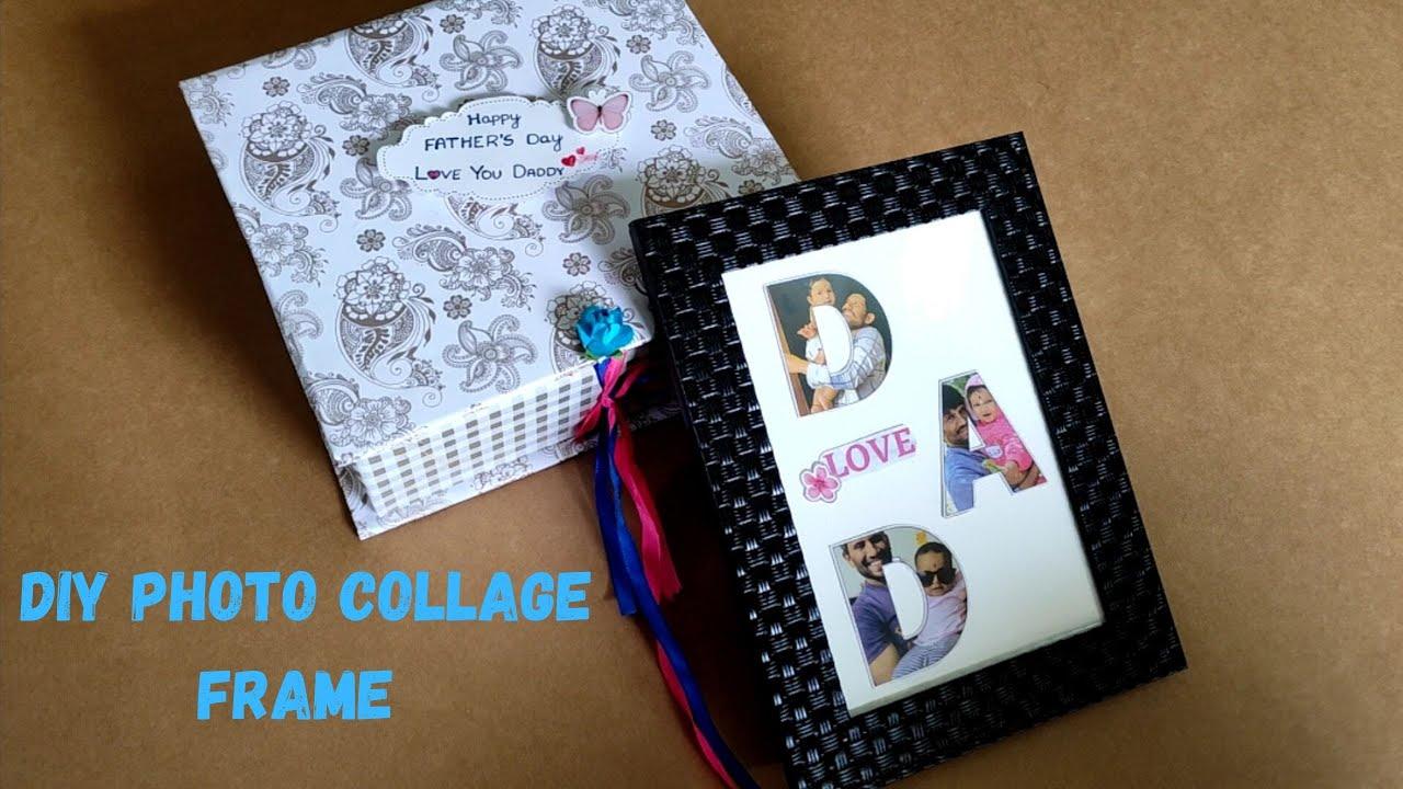 Best DIY photo collage frame gift ideas during quarantine ...