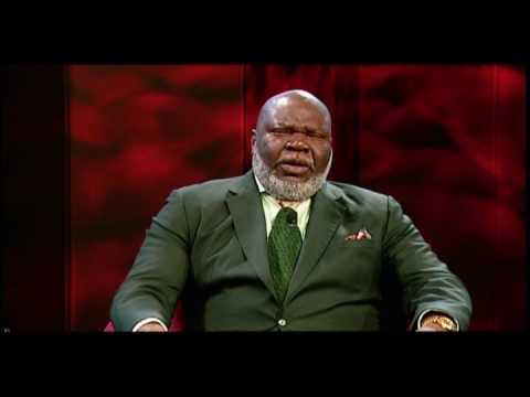 Bishop T.D. Jakes on The Greg Davis  Show-5-25-17