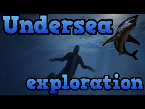 GTA online guides - Undersea exploration guide