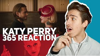 ZEDD, KATY PERRY- 365 MUSIC VIDEO|E2 reacts