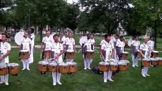 Blue Knights Drumline 2014 - Championships Lot
