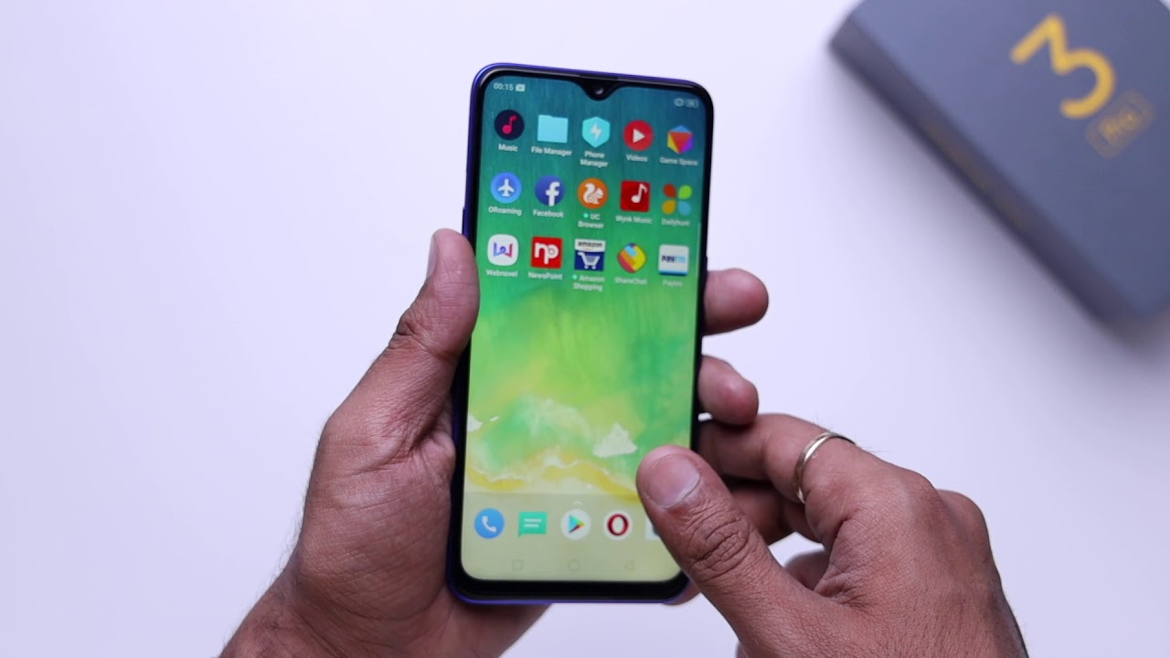 Realme 3 Pro: Unboxing | Hands on | Price Hindi हिन्दी