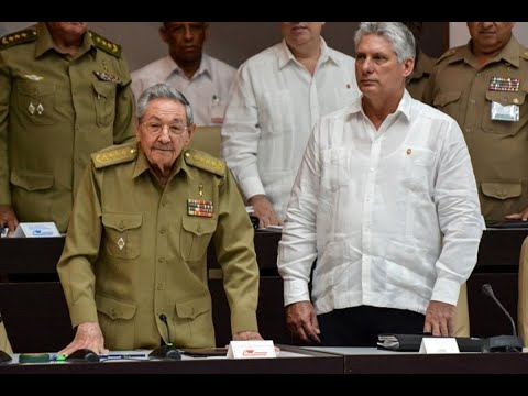 Curtain Falls on Cuba's Castro Era With New President