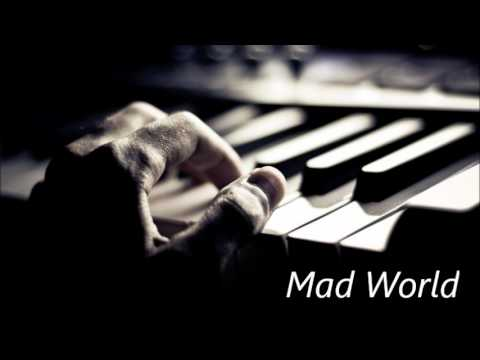 Gary Jules - Mad World Instrumental Cover