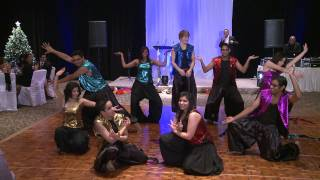 Indian Dance Performance at The 25th Wedding Anniversary GTA Wedding Videographer Videography