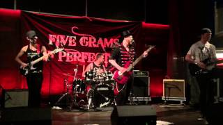 Five grams of perfection - Rise up Live at VFM Liseberg