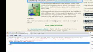 Como editar o HTML e o CSS de um site diretamente do navegador