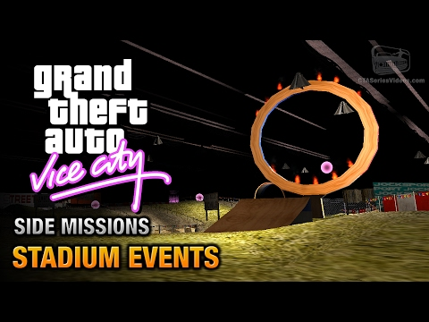 GTA Vice City - Hyman Memorial Stadium Events