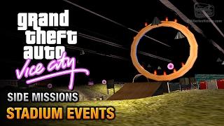 GTA Vice City - Hyman Memorial Stadium Events