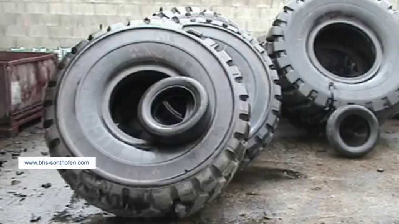 tire recycling youtube