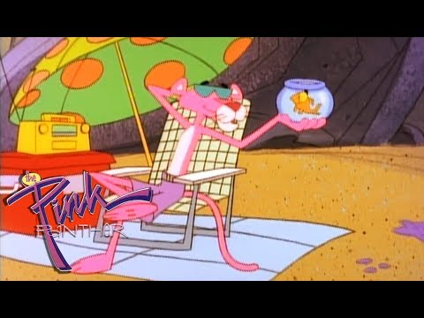 Beach Blanket Pinky | The Pink Panther (1993)