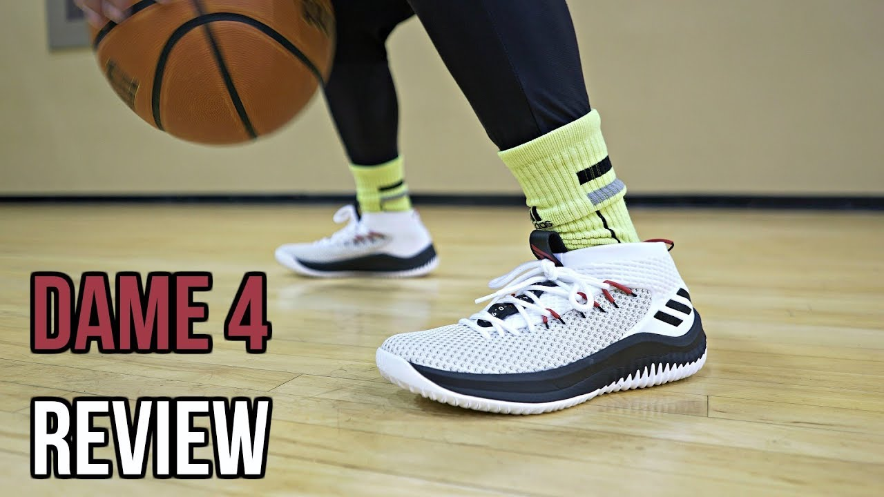 adidas Dame 4 Performance Review