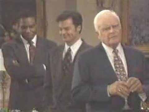 General Hospital - Oct 96 Ned and Tracy Fight Part 1