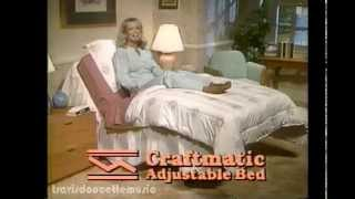 Craftmatic Adjustable Bed (80