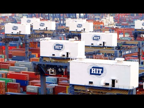 Hong Kong Connector for Global Port Network