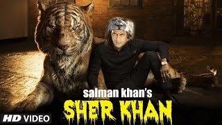 Sherkhan Movie | Salman Khan Confirm in Interview | Produce by Sohail Khan