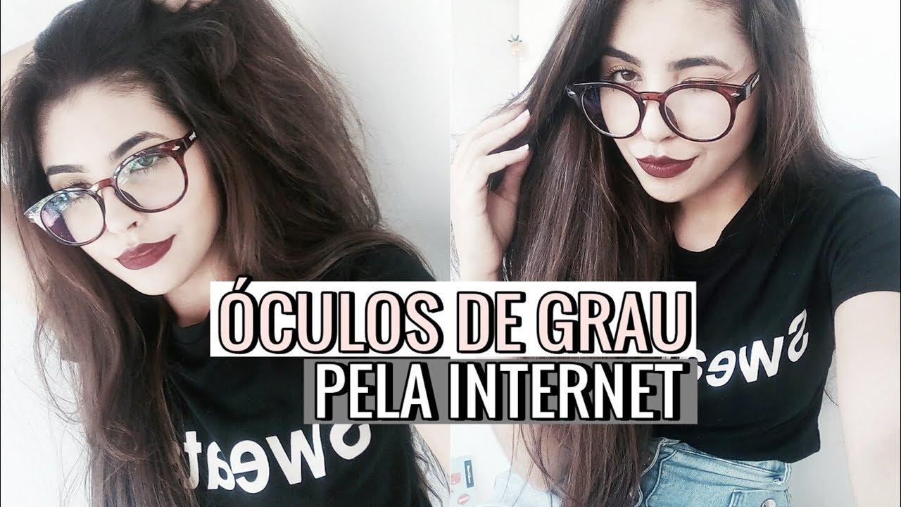 COMPRE SEUS ÓCULOS DE GRAU PELA INTERNET E GANHE R 30 DE DESCONTO ... cda4bd0939