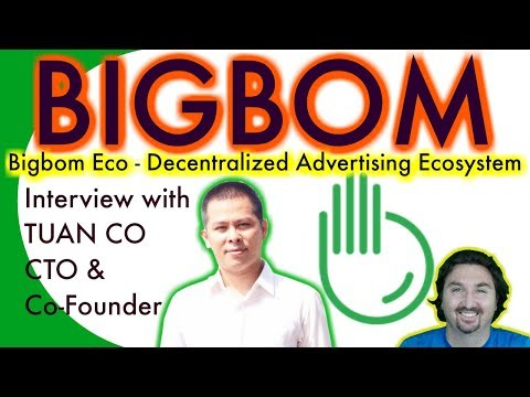 BigBom Co-Founder, Tuan Co, chats with BCB about a Decentral
