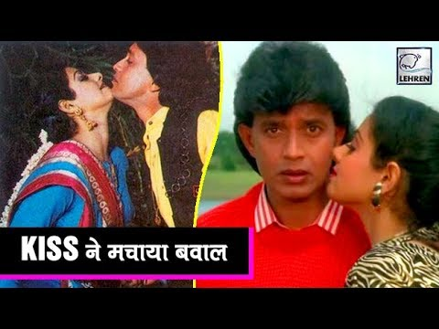 Sridevi Was SHOCKED After Watching Her Own Kissing Scene